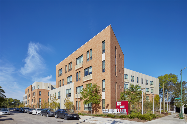 Casa Queretaro, Lake Village East among Winners of Chicago Neighborhood Development Awards