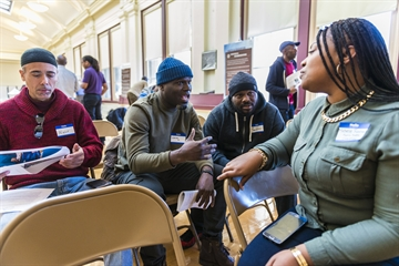 LISC's Quality-of-Life Planning Bettering Neighborhoods throughout Chicago