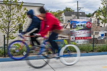 Hit the Trail? Neighbors Aim to Stay Near 'The 606'