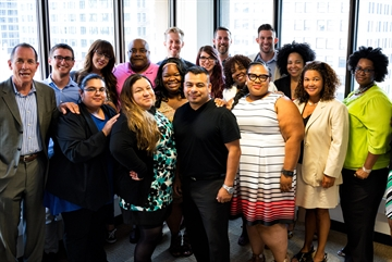 Business District Leadership Program Graduates New Cohort