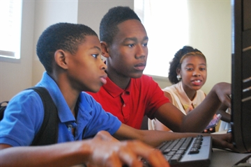 For Englewood 'Coders,' a Transformative Summer