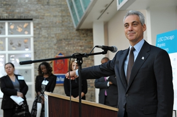 Q: How Do You Make Chicago Stronger? A: Invest in Chicago Neighborhoods